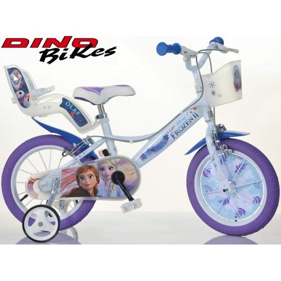 Bici 16 Frozen Bicicletta...