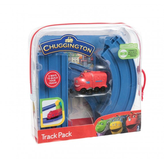 Chuggington Set 8 Binari e...