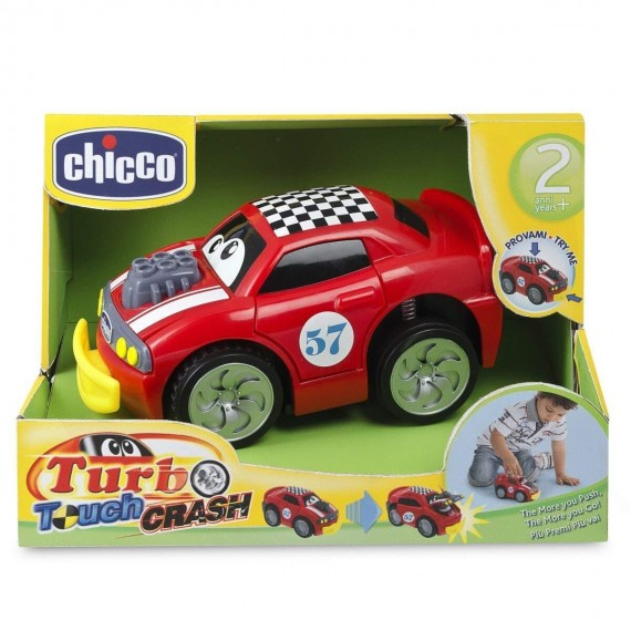 Turbo Touch Crush Derby...