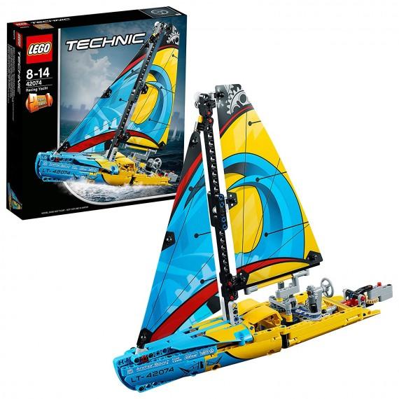 LEGO- Technic Yacht da...
