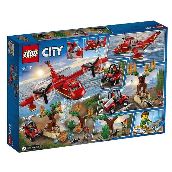LEGO- City Aereo...