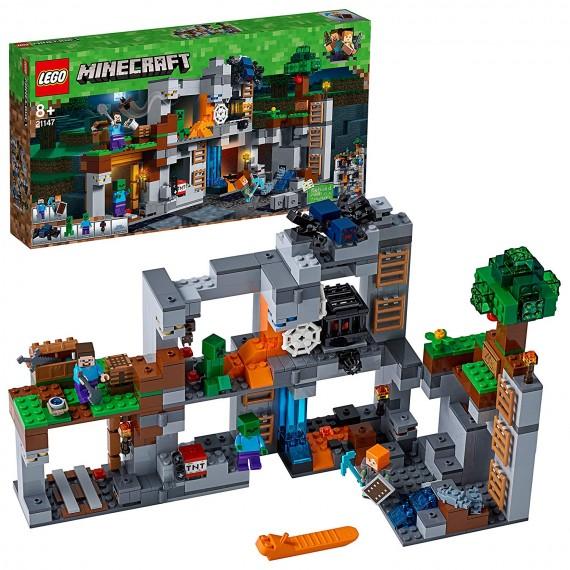 Lego Minecraft Avventure...