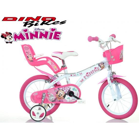 Bici 16 Minnie Dino Bikes...