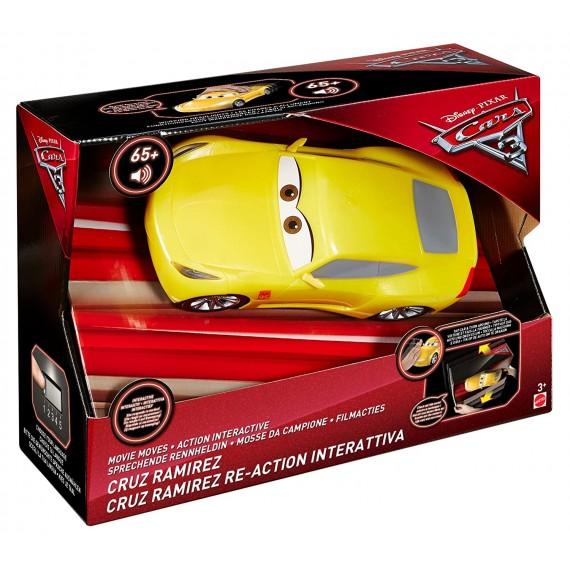CARS CRUZ RE ACTION MATTEL...