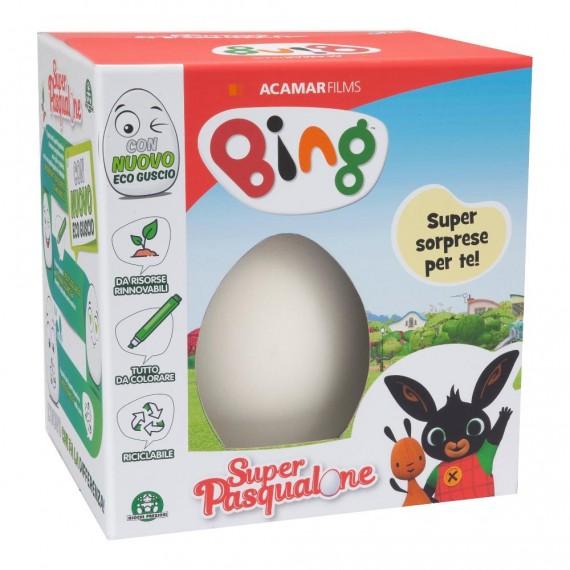 Super Pasqualone Bing Uovo...
