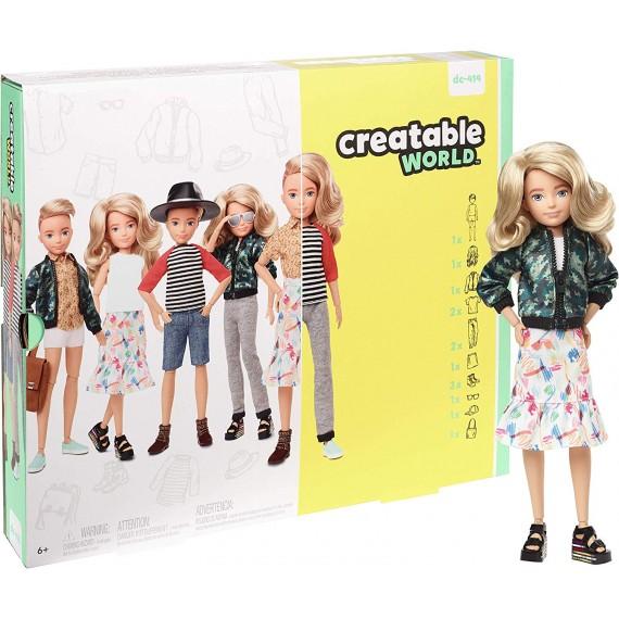 Creatable World Kit Deluxe,...