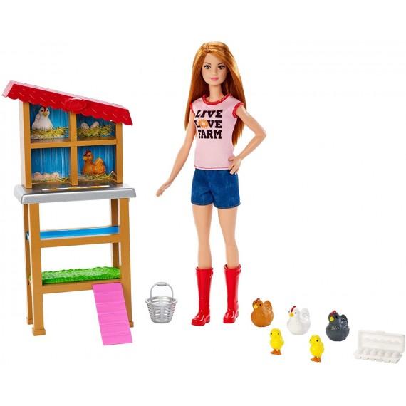 Barbie Carriere Fattoria...