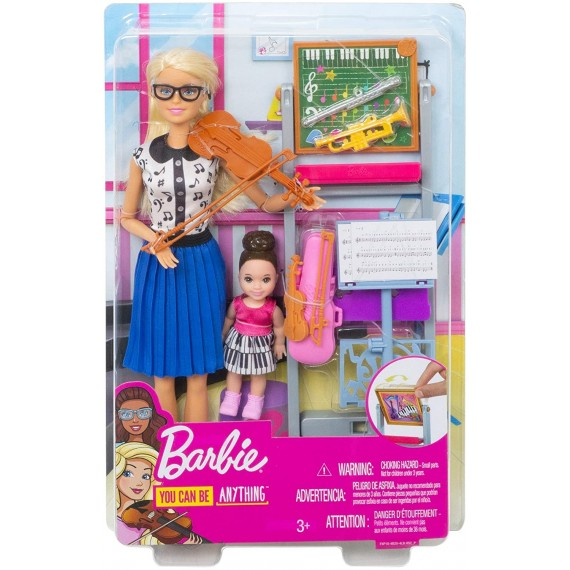 Barbie Carriere Insegnante...