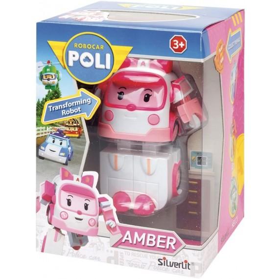 Robocar Poli Veicolo Amber...