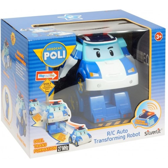 Robocar Poli Poli...