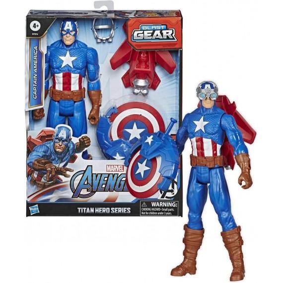 Captain America Action...