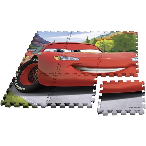 Cars Tappeto Puzzle WD17625...