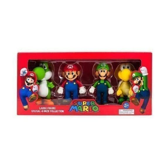 Super Mario Bros set 4...