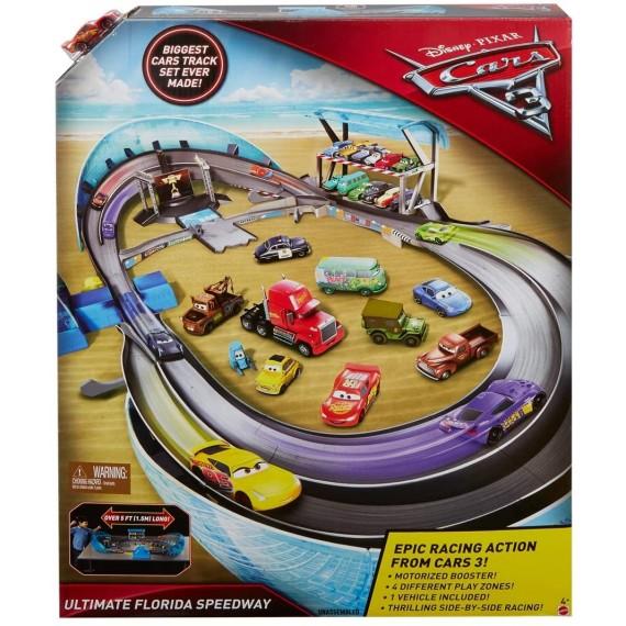 Disney - Cars FCW02 Pista...