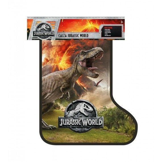 CALZA JURASSIC WORLD GHN18