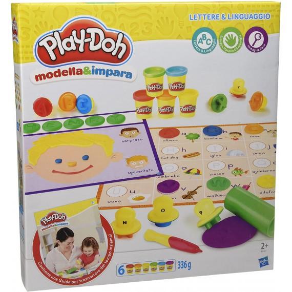 Hasbro Play-Doh- Modella e...