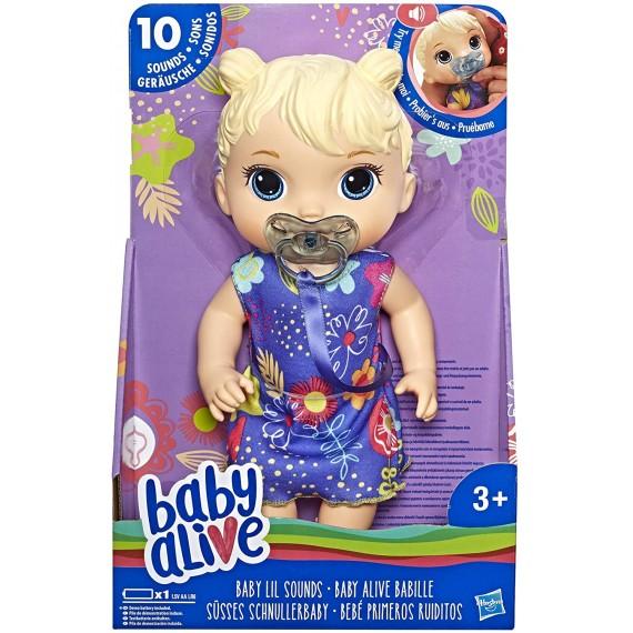 Baby Alive - Dolci Versetti...
