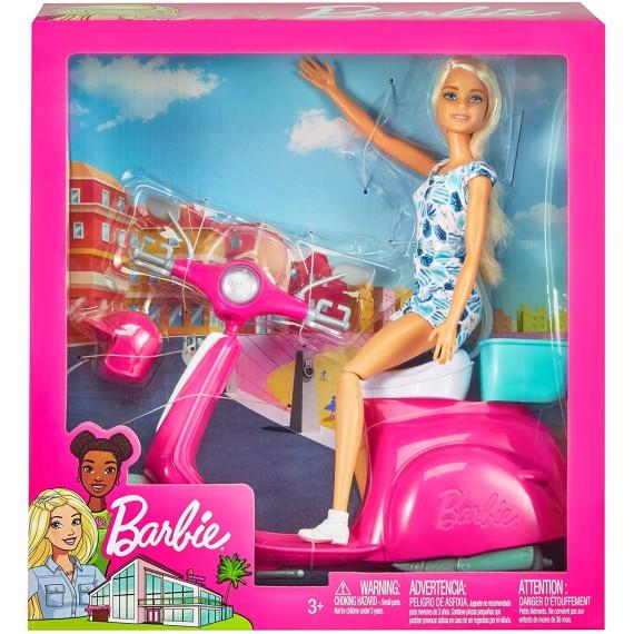 Barbie- Bambola Bionda con...