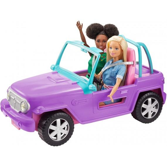 Barbie- Veicolo Jeep da...