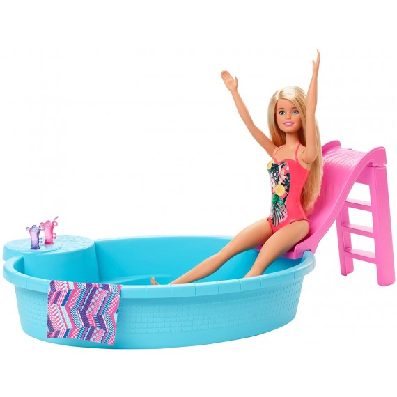 Barbie- Playset Bambola con...