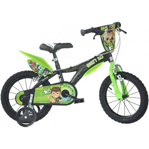 "Dino- Bicicletta 14"" Ben10,..."