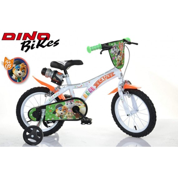 BICICLETTA DINO BIKES 44...