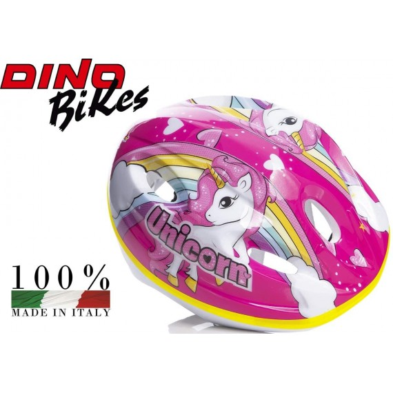 Casco Unicorn Dino Bikes...