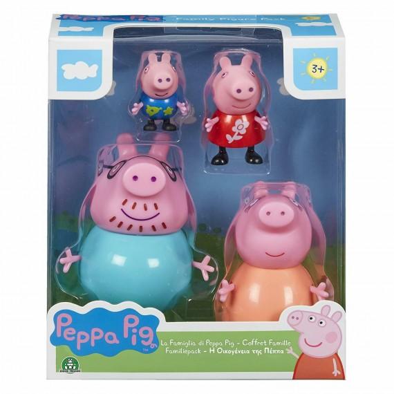 Peppa Pig Set Famiglia...