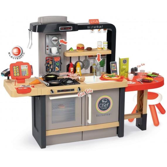 Smoby- Cucina Chef Corner...