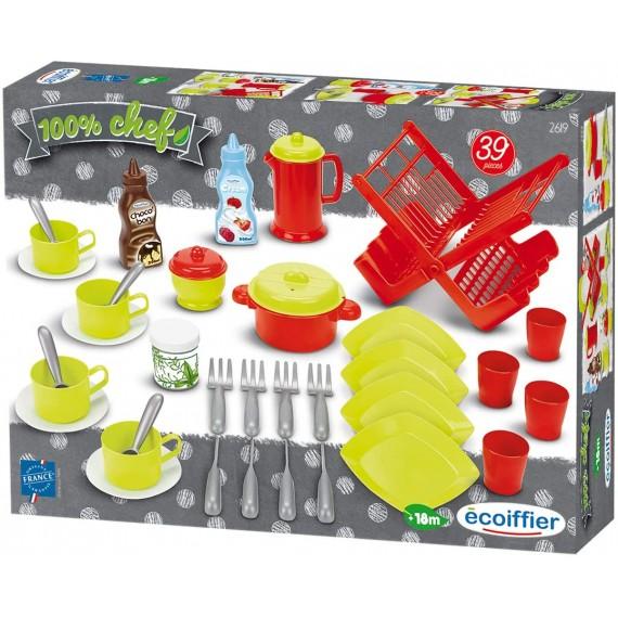 Smoby- Set Cucina thè,...