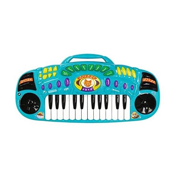 tastiera 44 gatti polpetta...