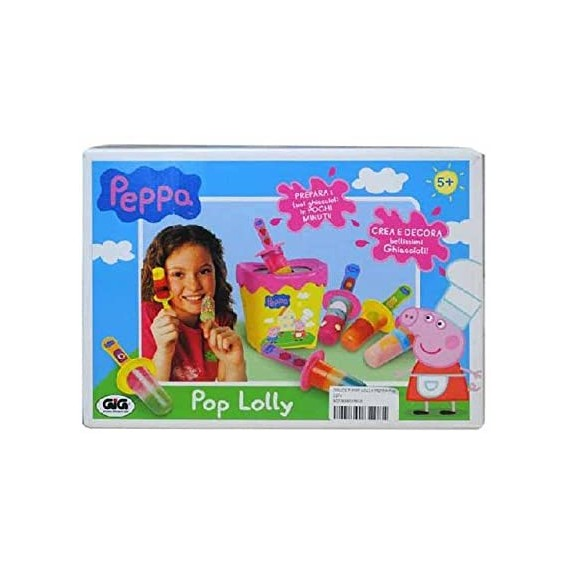 POP LOLLY PEPPA GHIACCIOLI...