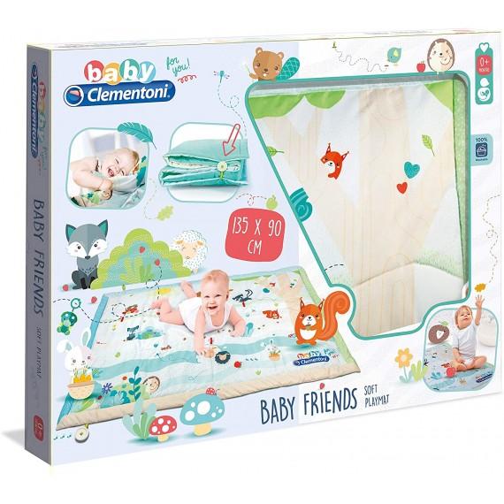 Clementoni- Baby Friends...