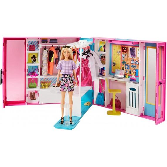 Barbie- Dream Closet, GBK10
