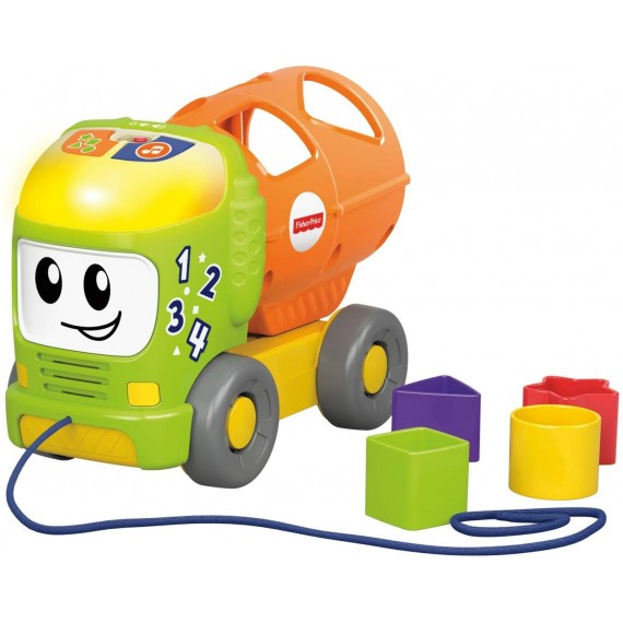 Fisher-Price- Camioncino...