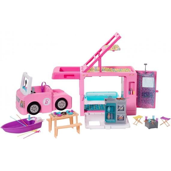 Barbie- Camper dei Sogni 3...