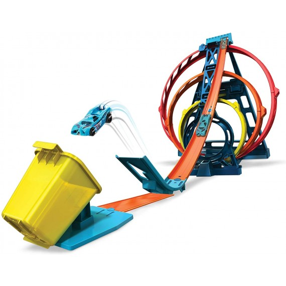 Hot Wheels- Track Builder,...