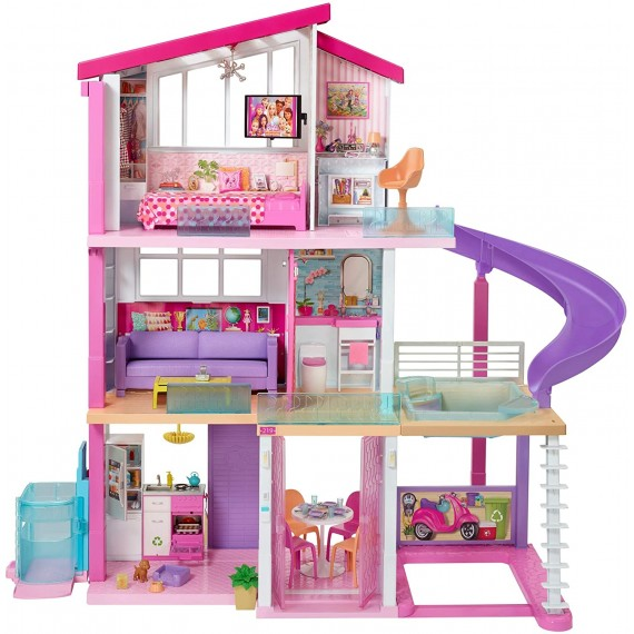 Barbie- Casa dei Sogni per...