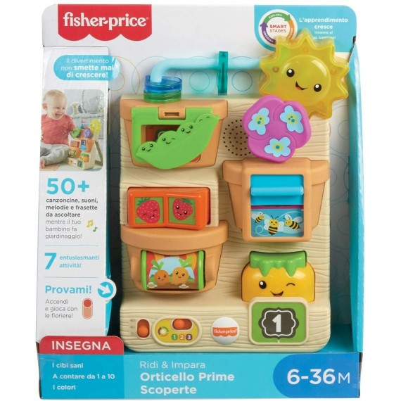 Fisher-Price- Orticello...