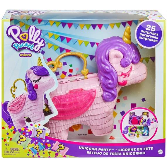 Polly Pocket- Unicorno...
